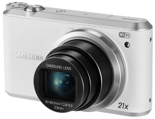 Samsung WB350F 16.2MP CMOS Smart WiFi and NFC Digital Camera