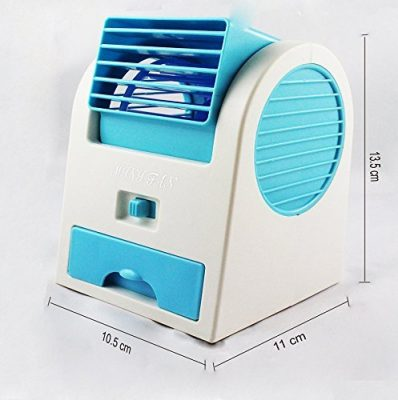 Siddhi Collection Mini Usb Operated Fan(Multicolor)