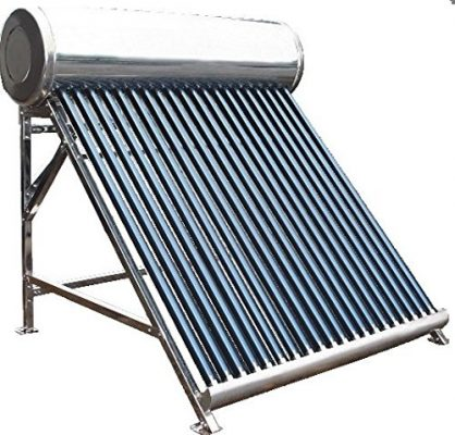 Solar Stainless Steel Water Heater
