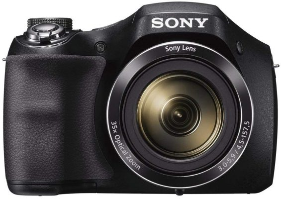 Sony Cyber-shot DSC-H300/BC E32 point