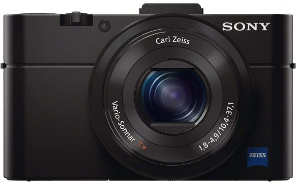 Sony Cyber shot DSC-RX100M2 20.2MP Digital Camera