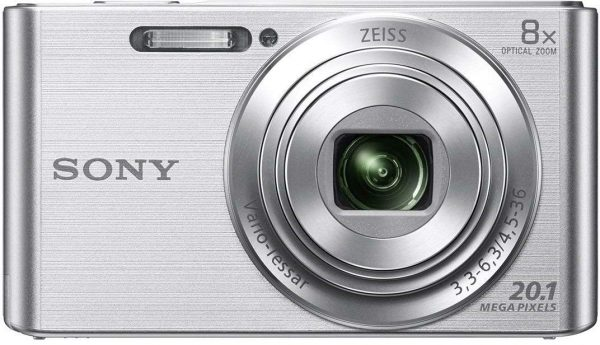 Sony Cybershot DSC-W830/S 20.1MP Digital Camera