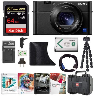 Sony DSC-RX100M5 Cyber-Shot Digital Camera