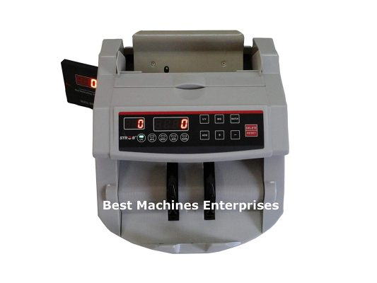 Strob H-2100 Fully Automatic Bill Counter Machine