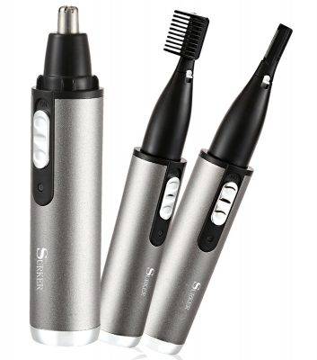 Surker Sk-211 2 In 1 Hair Trimmer