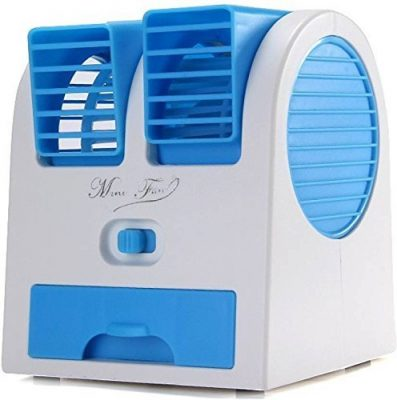 TST TRADERS Mini Portable USB Cooling Fan Cooler