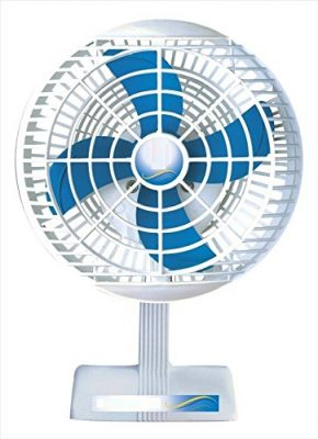 Varshine Ashoka Laurels Mini Table Fan