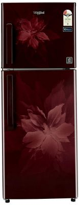 Whirlpool 245L 2 Star Frost Free Double Door Refrigerator
