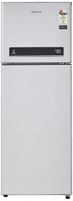 Whirlpool 265L 2 Star Frost Free Double Door Refrigerator