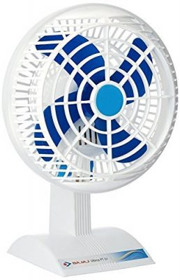 Xodi Ashoka/Laurels|Hi-Speed Mini Copper Winding Table Fan