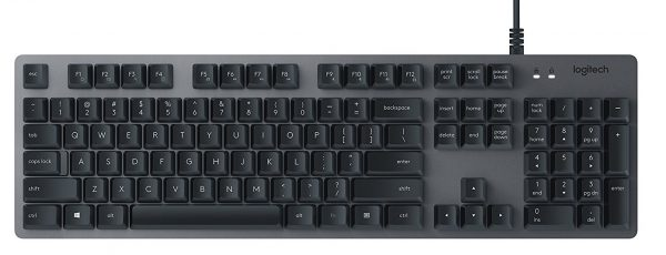 logitech K840 Mechanical keyboard