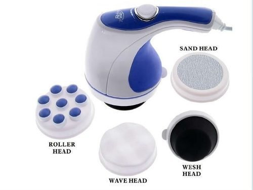 ASkyl Electric Relax & Spin Tone Handheld Body Massager