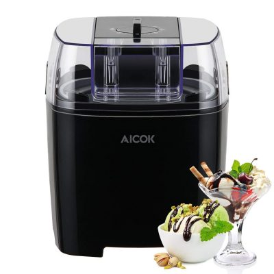 Aicok 1.5 Quart Ice Cream Maker