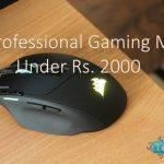 Best Professional Gaming Mouse Under Rs. 2000