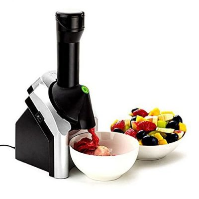 CPEX Stainless Steel Yonanas Frozen Healthy Dessert Maker