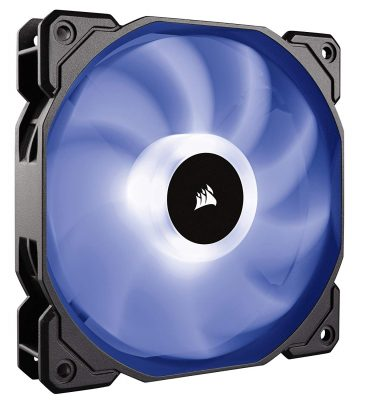 Corsair SP Series, SP120 RGB LED, 120mm High Performance RGB LED Single Fan