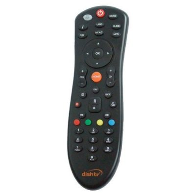 Dish TV Universal Remote for Set Top Box