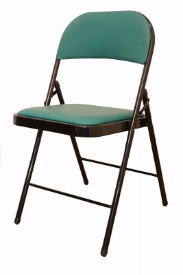 Eros Metal Folding Chair