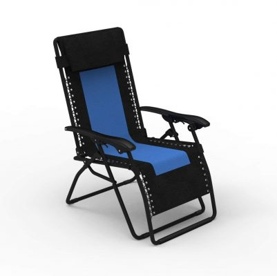 Forzza Krabi Folding Outdoor Recliner Chair