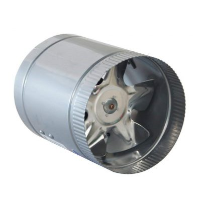 High Speed Stainless Steel 8 '' Inline Blower Duct Fan