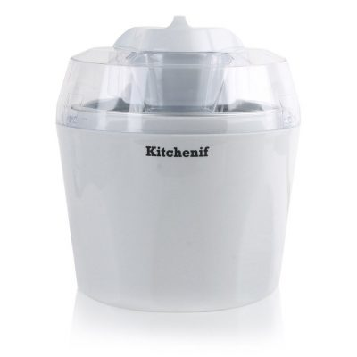 Kitchenif Ice Cream, Sorbet, Slush & Frozen Yoghurt Maker