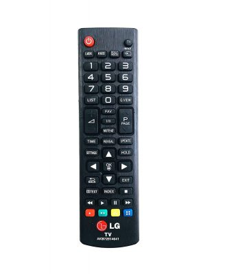 LG UNIVERSAL LED/LCD/PLASMA TV REMOTE