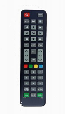 LipiWorld LCD LED TV Universal Remote Control