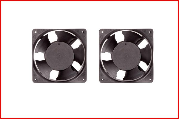 Maa-Ku Ec Axial Cooling Blower Exhaust Rotary Fan