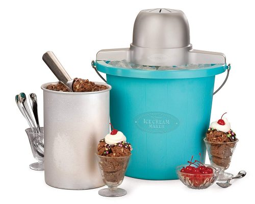 Nostalgia Electrics Electric Ice Cream Maker