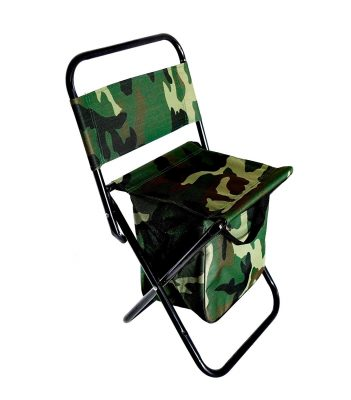 Pindia Compact Foldable Camping Stool Chair