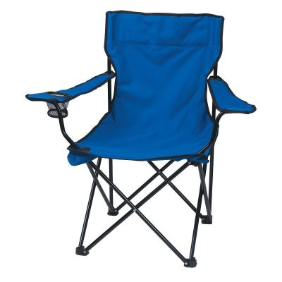 Pink Pari (Label) Outdoor Portable Folding Chair