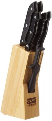 Prestige Tru-Edge Kitchen Knife Set