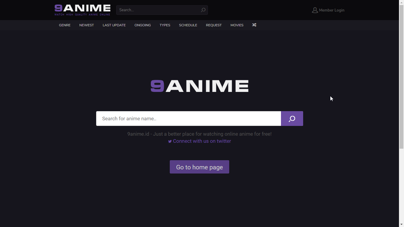 9anime Website