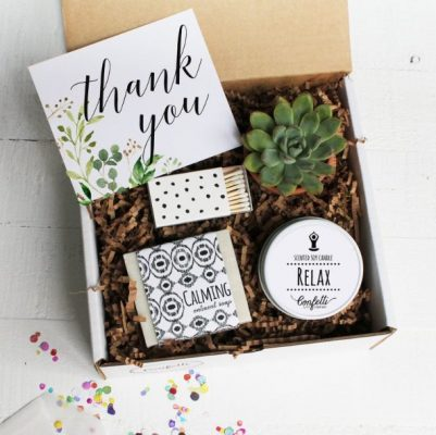 Personalize a thoughtful Note