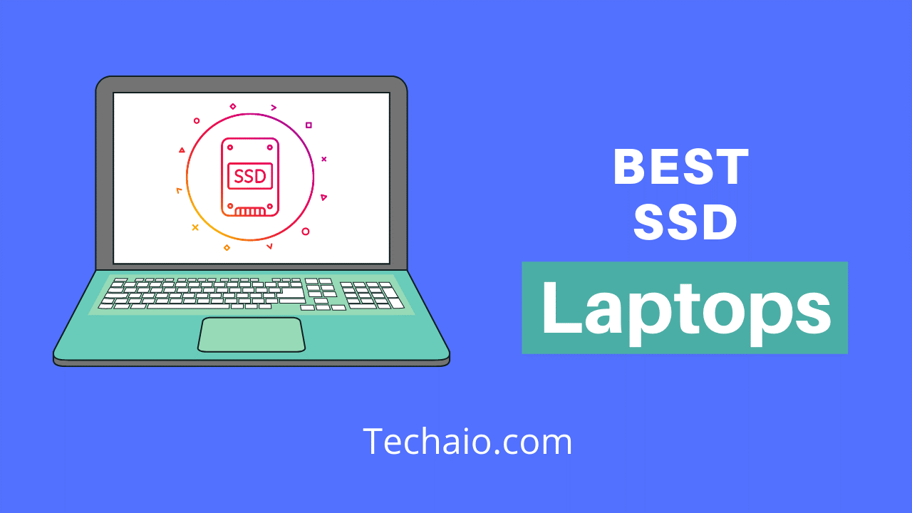 5 Best SSD laptops in India