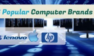 Popular Computer Brands Comparison
