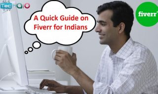 A Quick Guide on Fiverr for Indians