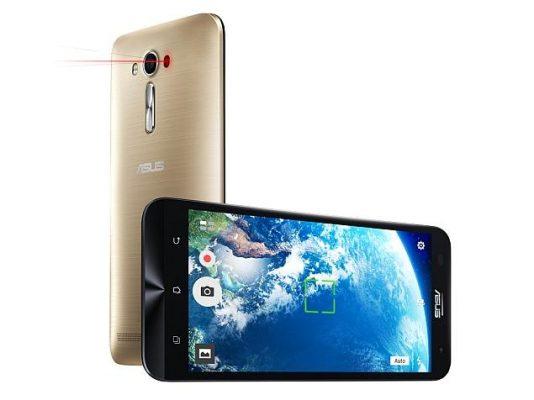 ASUS Zenfone 2 Laser ZE601KL-4G Android Phones