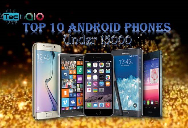 Best SmartPhones Under 15000 With 2GB RAM, 4G Connection