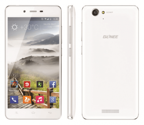 Gionee M3 - Best Camera phone under 10000