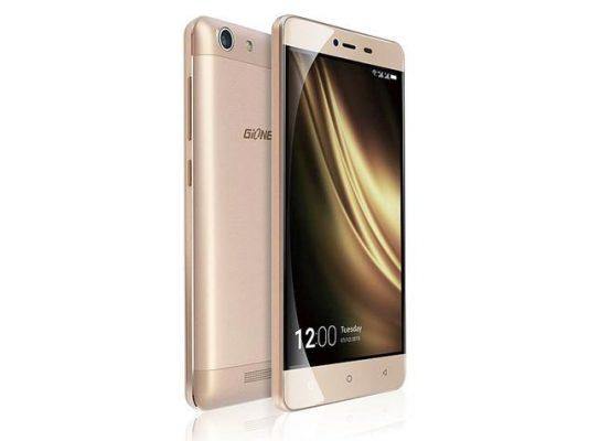 Gionee Marathon M5-4G Android Phones