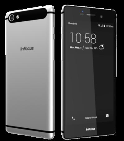 InFocus M812-4G Android Phones