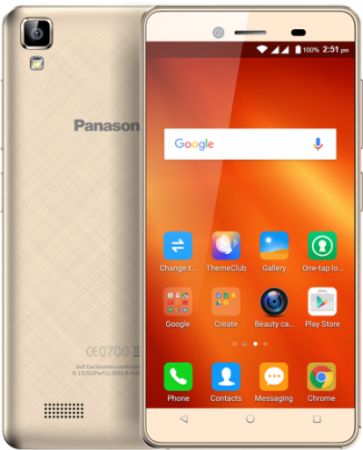 Panasonic T50 - All Mobiles Under 5000