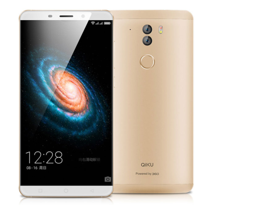 QiKU Q Terra 808-4G Android Phones