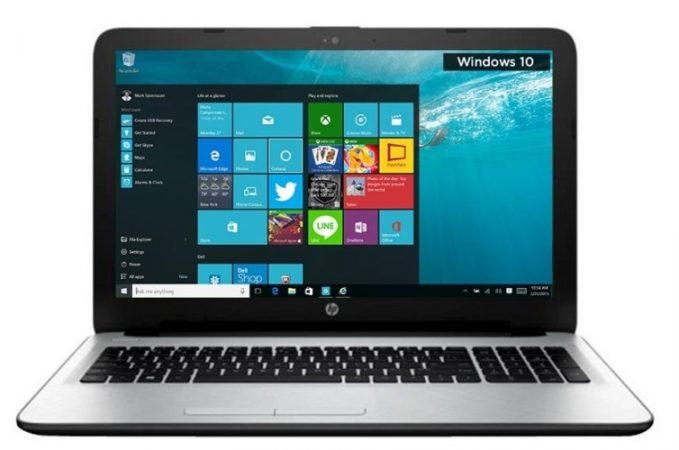 HP Pavilion 15-AC117TX Laptop