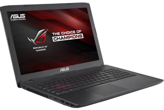 ASUS ROG GL552VW-DH71 Gaming Laptop