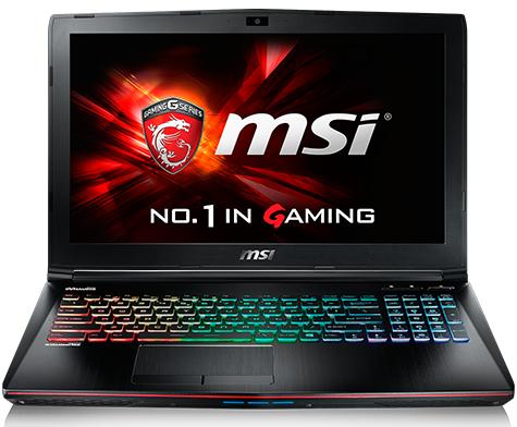 MSI GE62 APACHE-276 15.6-INCH Gaming Laptop