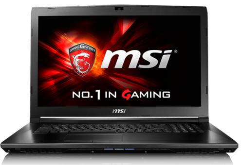 MSI GL72 6QD-001 17.3 Gaming Laptop