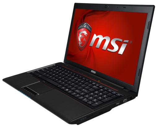 MSI GP 60 Leopard Laptop - powerful laptops under 1000