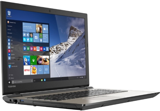 Toshiba Satellite S55-C5262 - best pc laptops under 1000